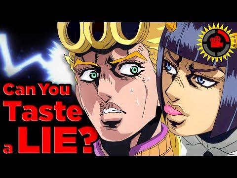 Film Theory:  What is the Taste of a Liar? (Jojo's Bizarre Adventure Meme)