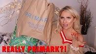 HUGE affordable PRIMARK HAUL!!! 😱 * Really primark?! *