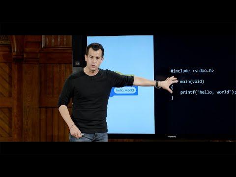 CS50 2019 - Lecture 1 - C