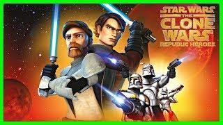 Let's Play Star Wars The Clone Wars – Republic Heroes #001 Wir Fangen nach 5 Jahren neu