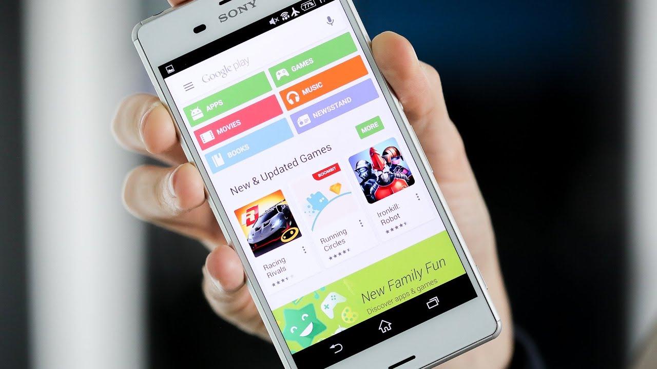 como rastrear un celular android pelo google play