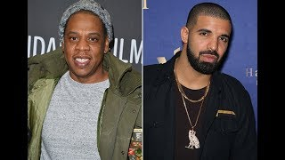 Jay Z disses Drake and Says Drake aint a boss cuz he picked Apple Music over Tidal.