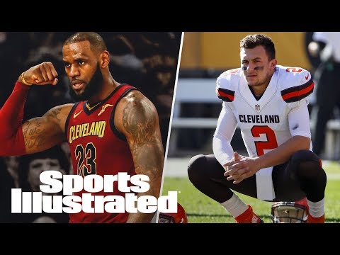 Have Cavs Learned How To Beat Celtics? Will Manziel Be Back In NFL? | SI NOW | Sports Illustrated