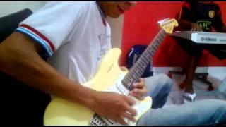 Ensaio da banda Juninho França & A Desejada!