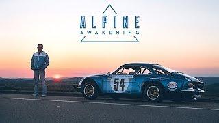 One Man's Alpine Awakening