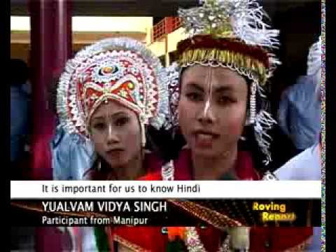 Artists from the Northeast showcase their talent in Agra