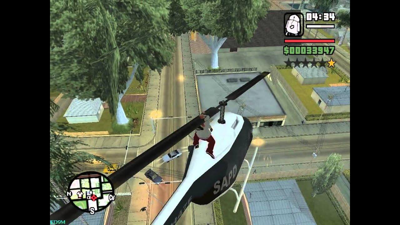 скачать мод для гта сан андреас на вертолеты - фото 11