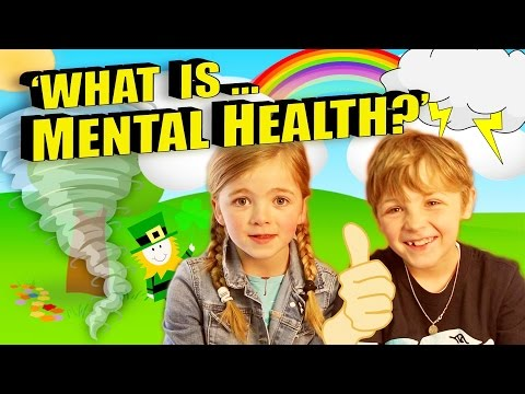 Irish Kids Discuss - 'What Is Mental Health? (2015)