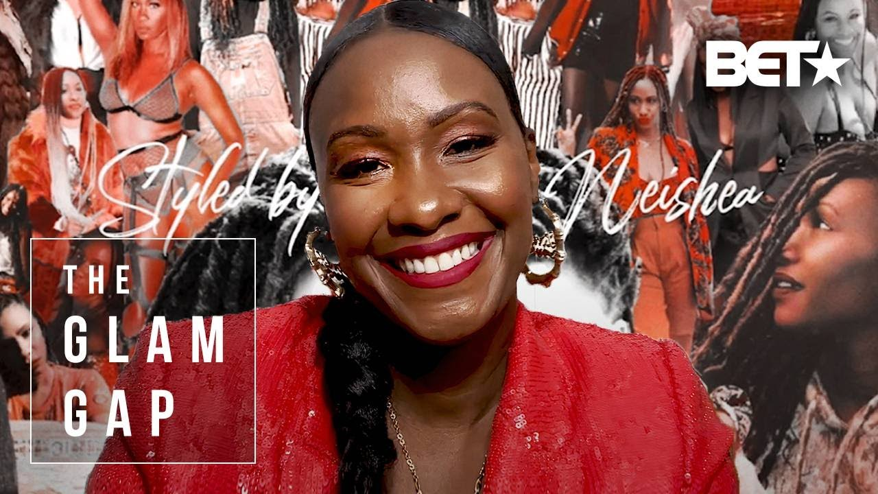 Celebrity Stylist Neishea Lemle Wants to See More Black Creatives Win | The Glam Gap