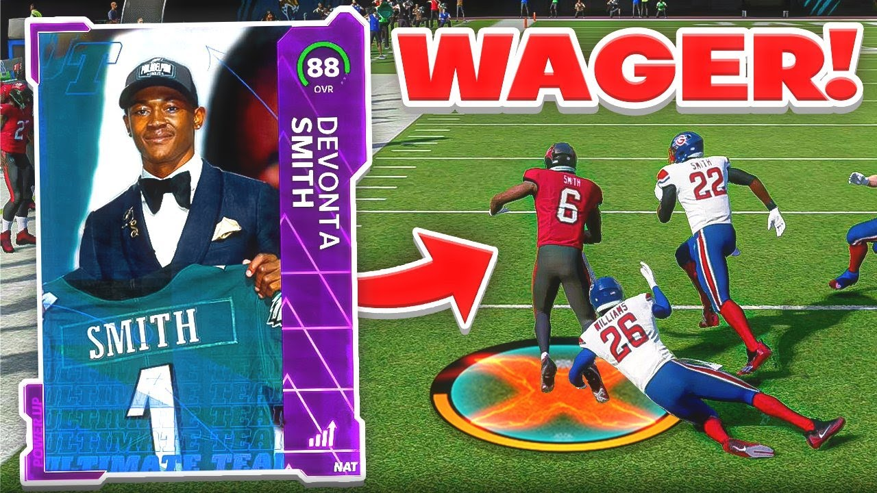 Download MY FIRST WAGER OF THE YEAR! OVER 300,000 COINS ON THE LINE - Madden 22 Gameplay