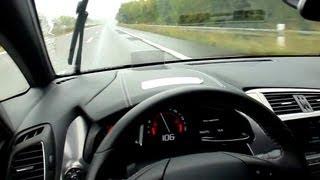 2012 Citroen DS5 THP 200 SportChic Cockpit [4/9]