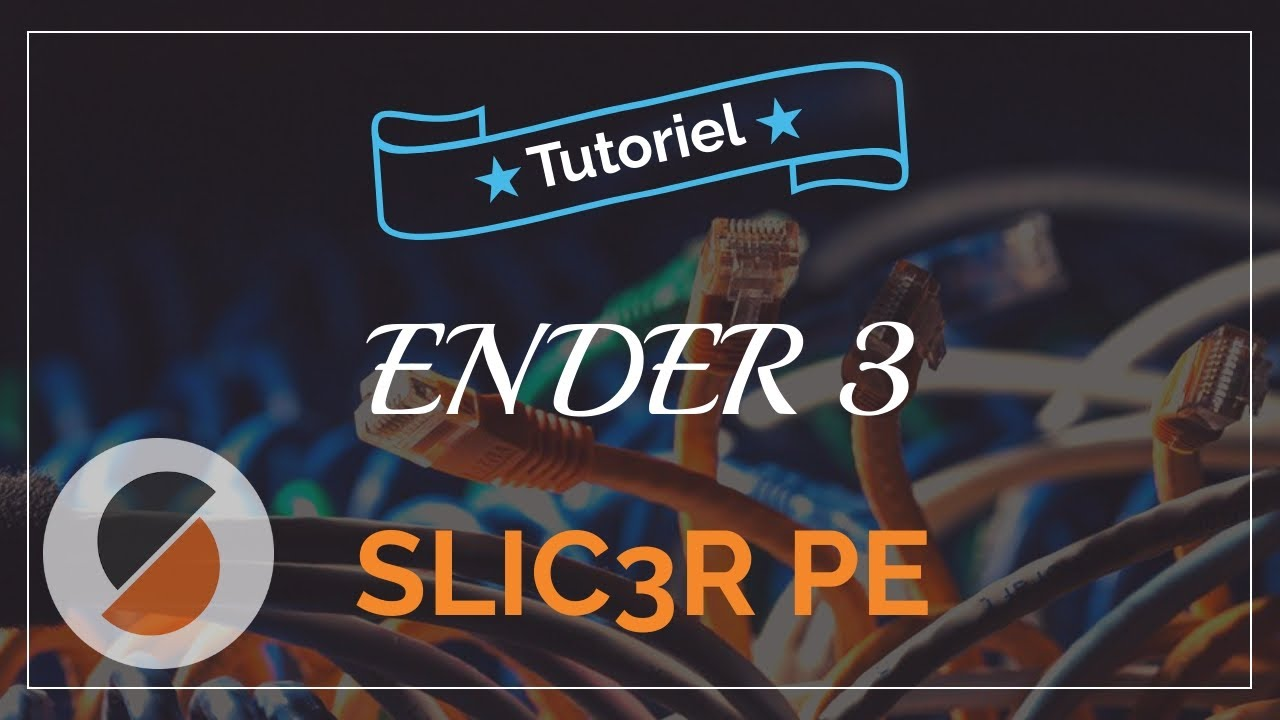 Slic3r PE: Tuto installation de profils pour la Ender 3