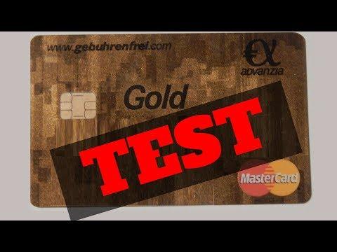 Meine Advanzia Mastercard Gold Erfahrungen!
