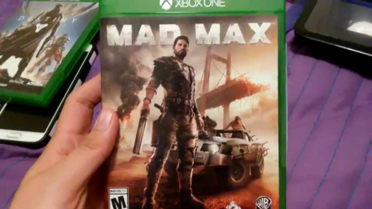 Mad Max - PlayStation 4 - amazon.com