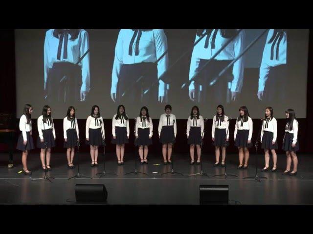 제7회 전국 중고등학교 중창경연대회 - (인천) 문일여고교 - 은상