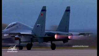 Russian air force - Sukhoi promo video HD