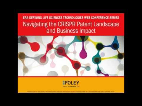 Navigating the CRISPR Patent Landscape and Business Impact