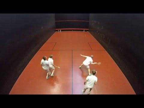 British open rackets doubles 2016
