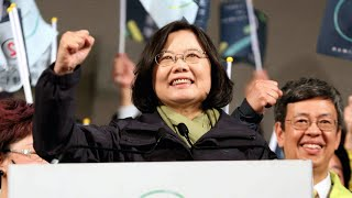 Taiwan's New President Faces Some Big Challenges Ahead