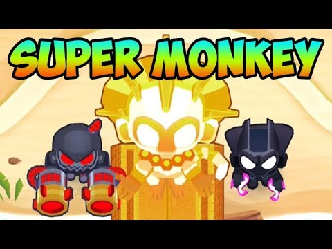 Bloons TD 6 - BEST SUPER MONKEY GUIDE OF ALL TIME