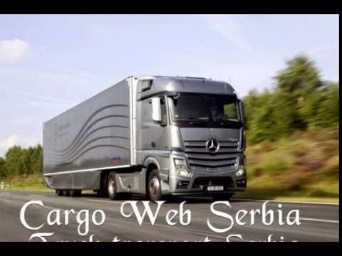 Truck transport Serbia