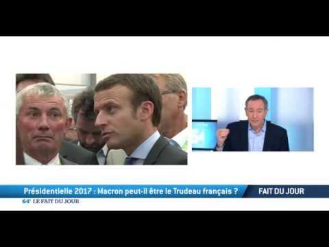 Présidentielle 2017 : Macron peut-il être le Trudeau français ?
