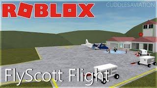ROBLOX - FlyScott Flight (Quick)