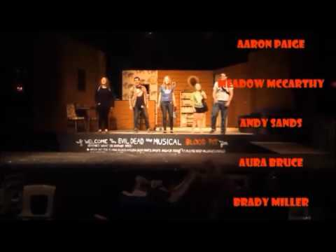 EVIL DEAD - The Musical 2015