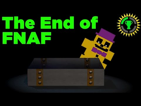 New FNAF Game Theory!