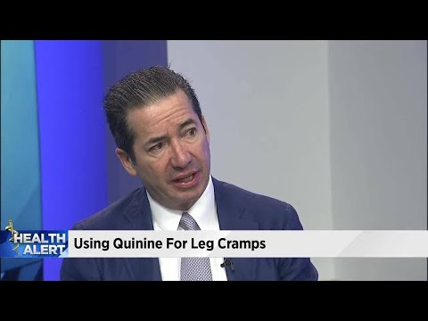 Talking health: Quinine for leg cramps? - YouTube