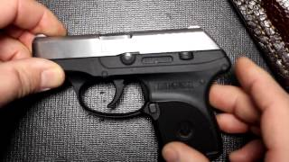 Ruger LCP Gun Review & 2013 Upgrades