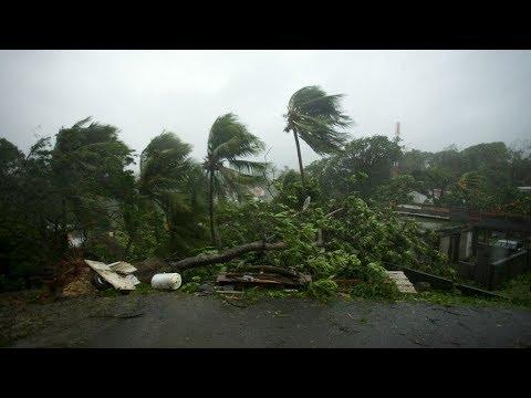 Après son passage en Guadeloupe, le point sur l''ouragan Maria