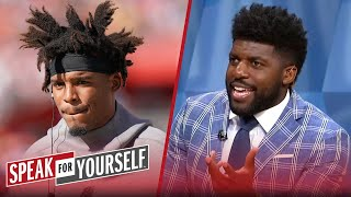 Wiley & Acho react to Belichick saying Cam will need to earn QB position | NFL | SPEAK FOR YOURSELF