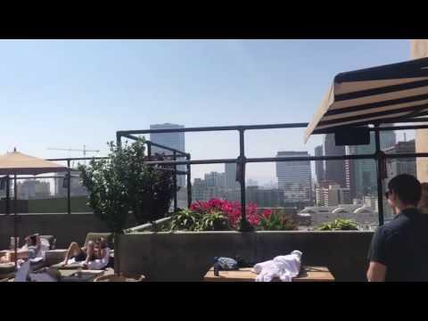Upstairs Rooftop Pool - Ace Hotel Los Angeles