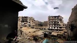 REAL UFOs And The Syria War 2013 HD   YouTube