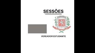 SESSÃO VEREADOR ESTUDANTE - 13/09/2019