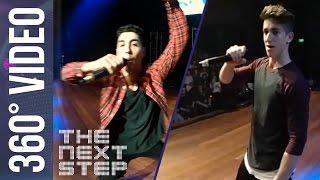 The Next Step Show The World Wild Rhythm Tour Rap 360 VR Video