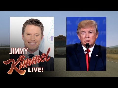 Donald Trump and Billy Bush's New Travel Show
