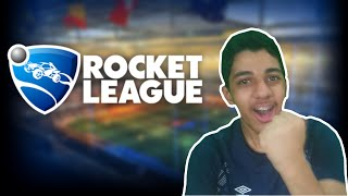 روكيت ليق مع سعيد..!! يا ربااااه يا شيييييخ..!!! Rocket League I