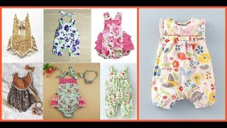 romper dress baby=newborn girl summer clothes=infant outfits