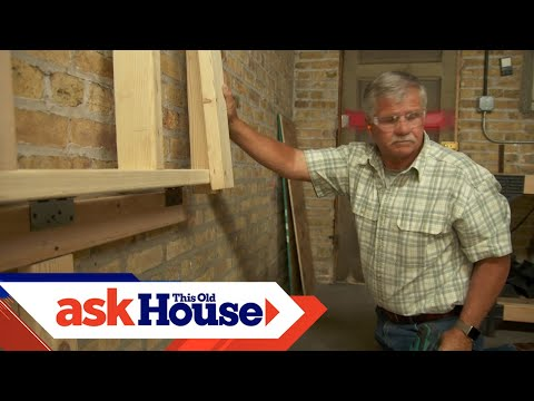 How to Set Up a Garage Workshop | Ask This Old House