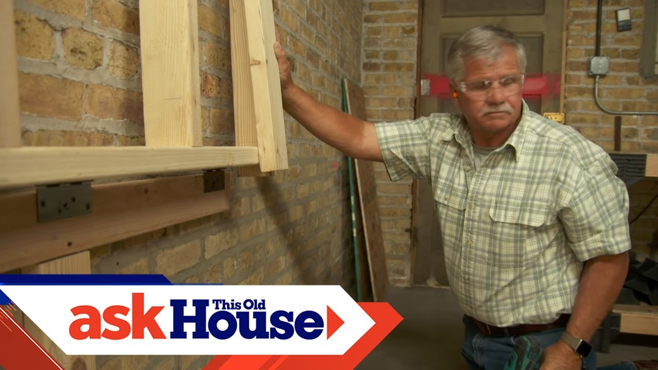 hight resolution of how to set up a garage workshop ask this old house
