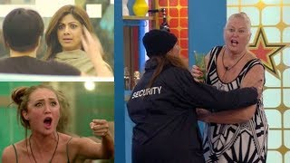 Celebrity Big Brother UK - The Best 15 Fights/Drama