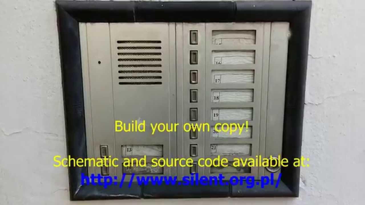 Open, Sesame - entry phone hack