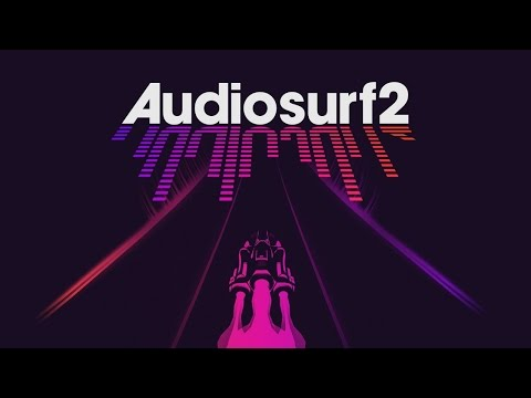 Audiosurf 2 gameplay (demo) - AWESOMENESS!!