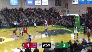 Bryce Brown (43 points) Highlights vs. Delaware Blue Coats