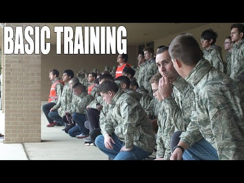 Air Force Basic Training | Air Force Boot Camp Training