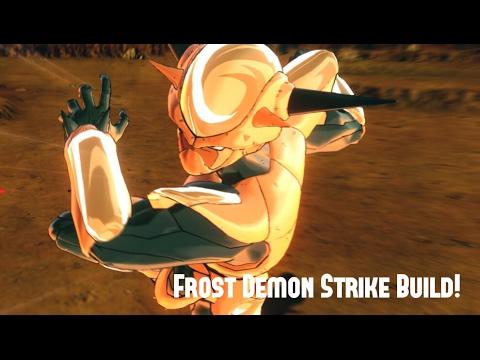 POWERFUL Frieza Race Strike Build! Dragon Ball Xenoverse 2