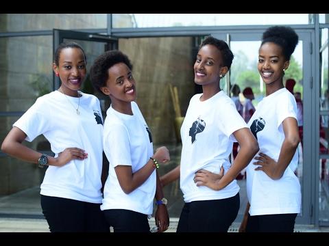 MISS RWANDA 2017 CONTESTANTS TOUR  KCC & RADISSON