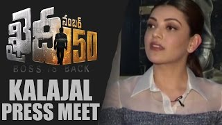 Kajal Aggarwal Exclusive Interview | Khaidi No 150 | Kajal Agarwal | Shreyasmedia
